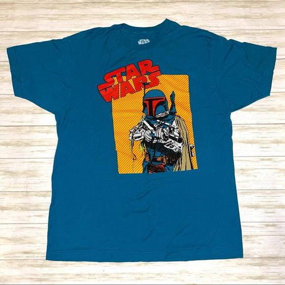 Star Wars the Mandalorian Men's Tshirt Sz XL 🔥🔥